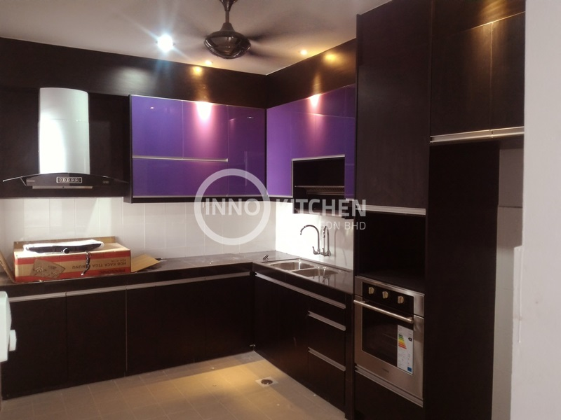 Kitchen cabinet 4g kitchen cabinet kajang kitchen design for Kitchen cabinets 4g